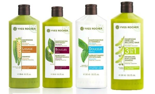 4 Betaalbare Curl Friendly Shampoos van Yves Rocher