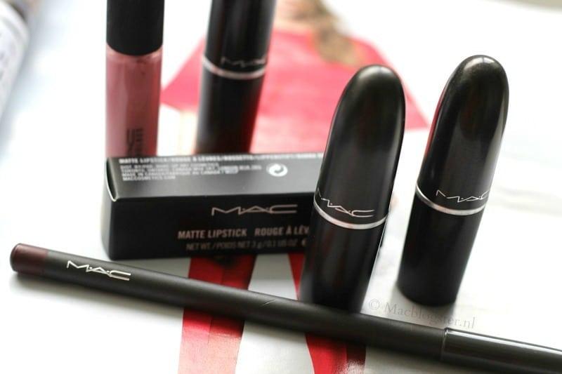 MAC Lipsticks die elke hipster chick in haar lippenstift moet hebben