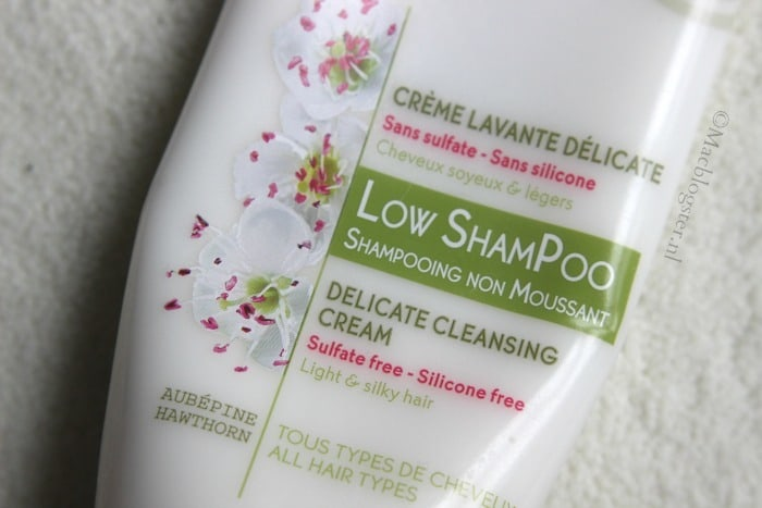 Yves Rocher Low ShamPoo crème shampoo voor curly girls