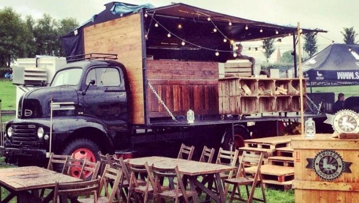 Truckin': Nieuw Food Festival Rotterdam