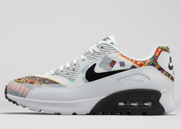 Nike x Liberty Merlin sneaker collection