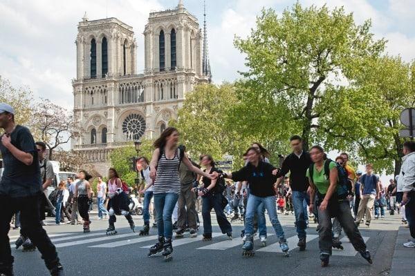 6 Dingen die moet doen als je naar Parijs gaat in 2015