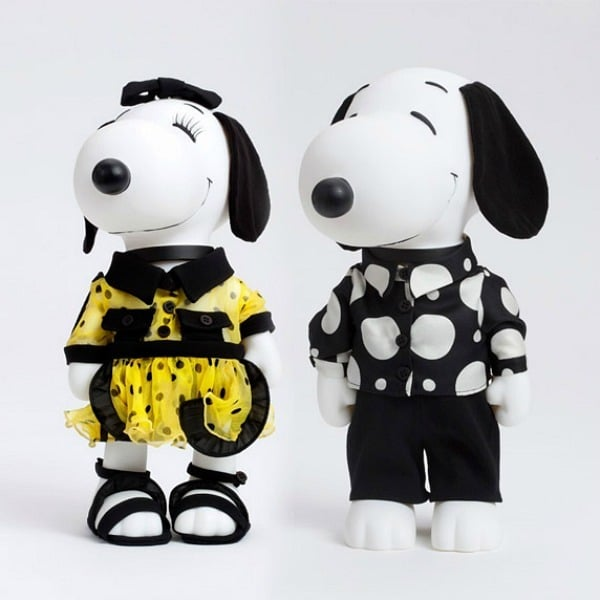 Wist je dat Snoopy een fashion addict is & een eigen fashion expo heeft?