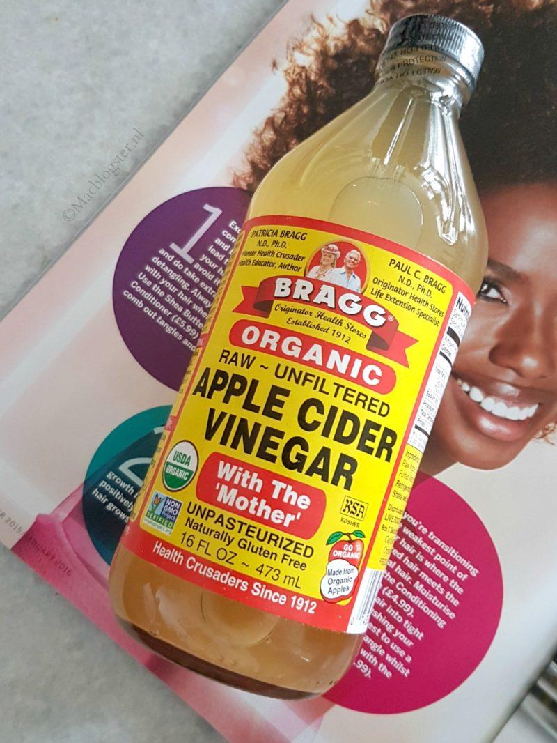 How to: je haar met appelazijn wassen