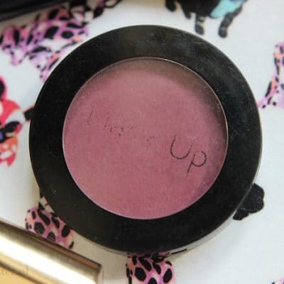 Black Up Blush Plum: The Mother of all Blush!