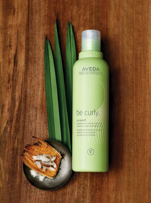 Milde shampoo voor krullen: Aveda Be Curly Co-wash