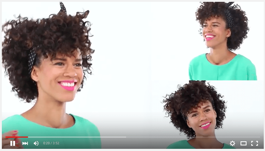 7 DIY Natural Hair Ideeën
