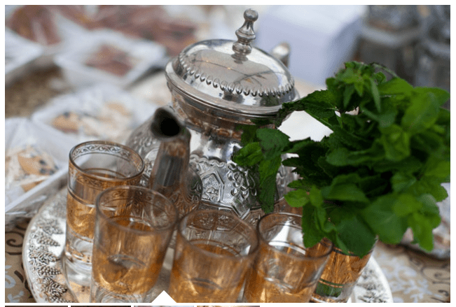 Rotterdam hotspots: World food festival Djemaa El Fna