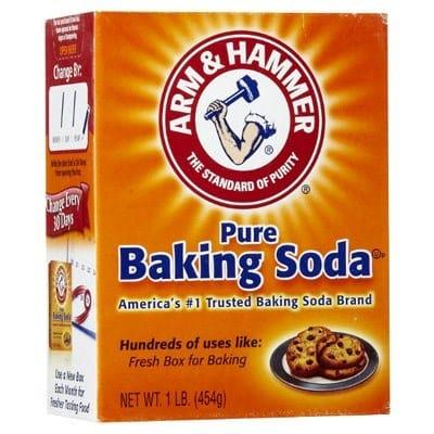 DIY baking soda shampoo & appelazijn conditioner