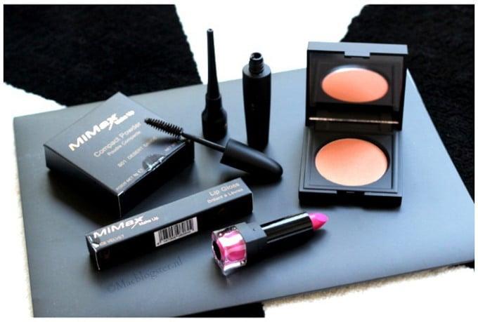 WIN je eigen MiMax Make-up pakket!