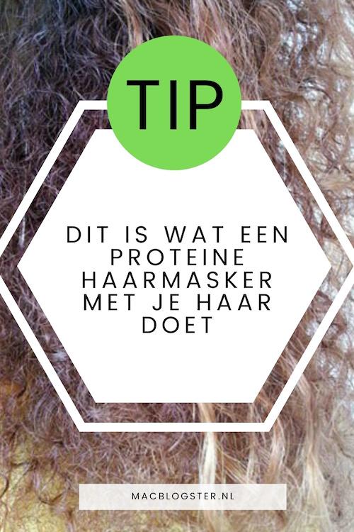 5 proteïne haarmaskers waarmee je jouw krullen tot leven wekt