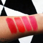 All Fired Up: Mijn MAC Matte Red Lipsticks - het verschil