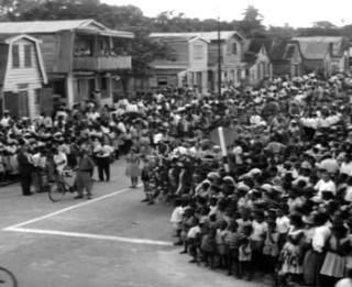 Geschiedenis van Suriname voor de onafhankelijkheid