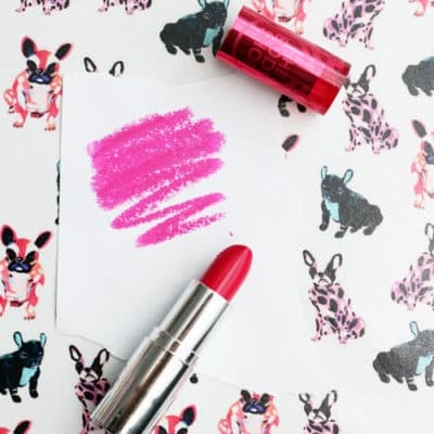 Make-up Newsflash: mijn 5 favoriete lipsticks