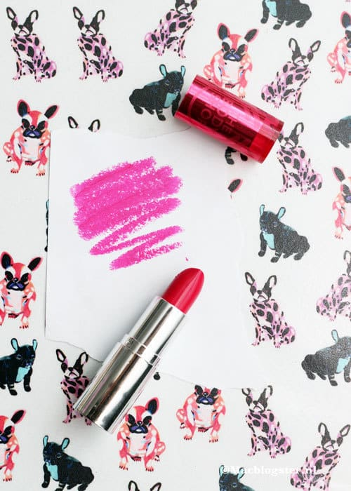 Make-up Newsflash: mijn 5 favoriete lipsticks