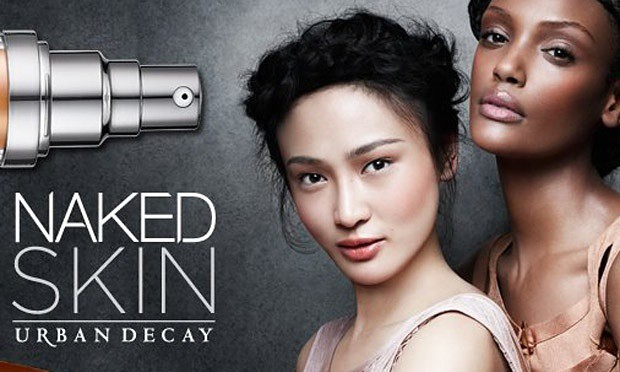 Make-up Newsflash: opening shop Urban Decay Rotterdam
