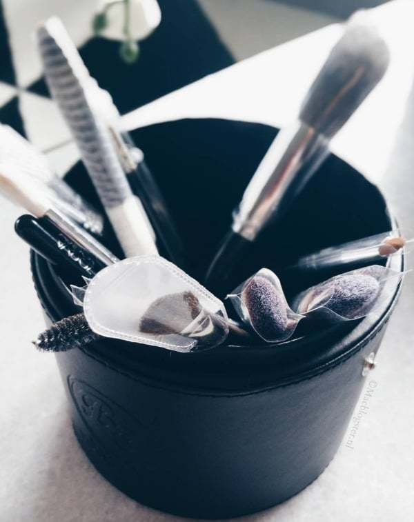 Budget Beauty Tip: BoozyShop Make-up Kwasten