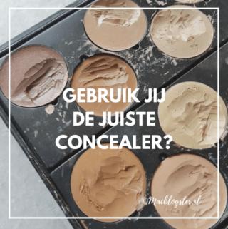 Concealers: welke past het beste bij jouw huidtype?