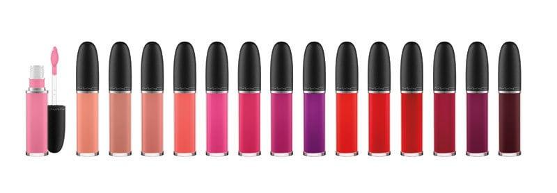 Nieuwe matte liquid lipsticks van MAC