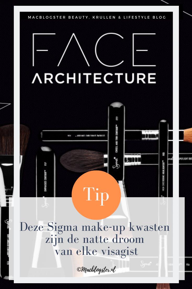 Deze Sigma make-up kwasten zijn de natte droom van elke visagist