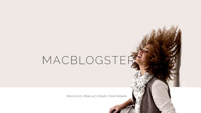 Macblogster make-up vlog planning