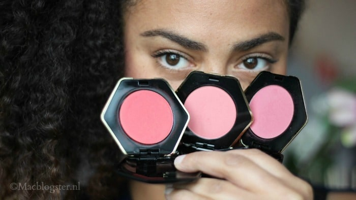 H&M blush: Imperial Red, Pink Peach & Tango Pink