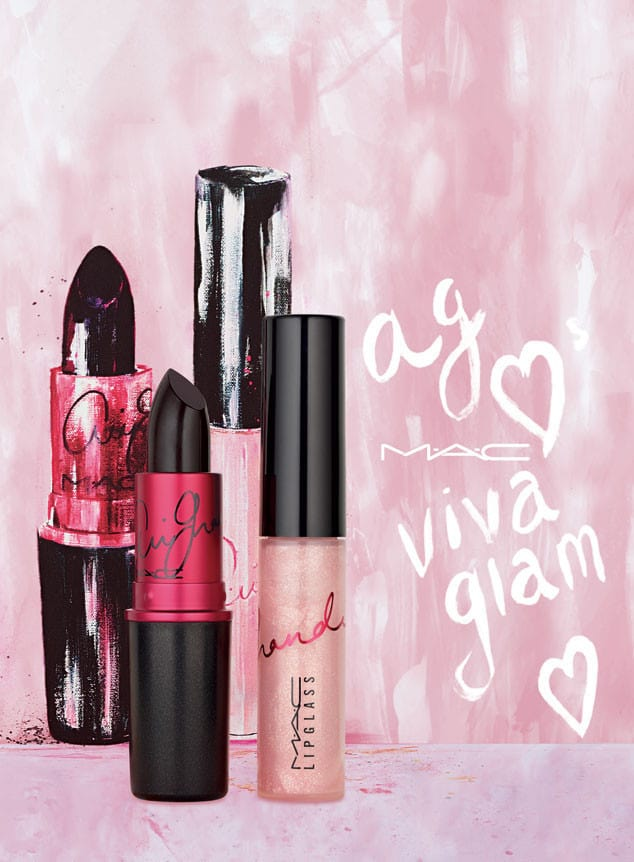 Nieuwe matte MAC lipstick: Viva Glam Ariana Grande