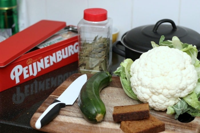 Stoofvlees maken met suikervrije ontbijtkoek: Peijnenburg Zero