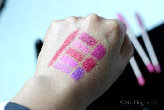 Geen MAC lipstick meer nodig met Kiko Creamy Colour?