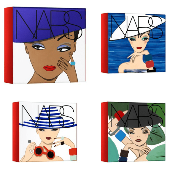Make-up Newsflash: NARS Summer 2016 collectie