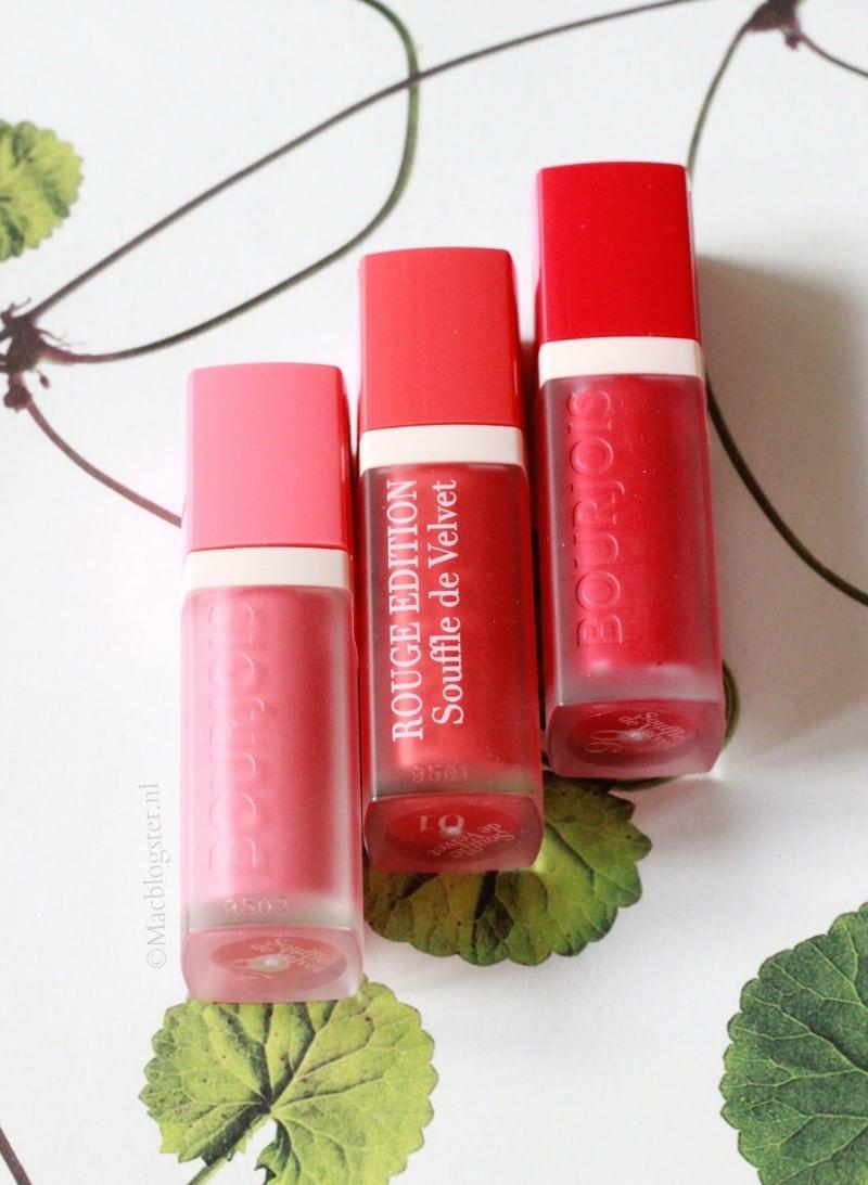 Review Bourjois Souffle de Velvet: chic & subtiele liquid lipstick