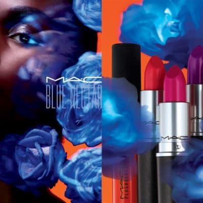 MAC Blue Nectar: nieuwe Matte MAC Lipsticks
