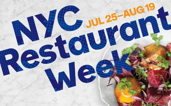 Travel: NYC Restaurant week 2016 zomer editie