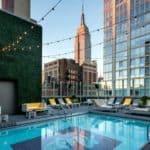 Travel: de 5 meest adembenemende rooftop pools