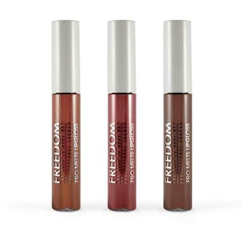 Bruine matte lipsticks