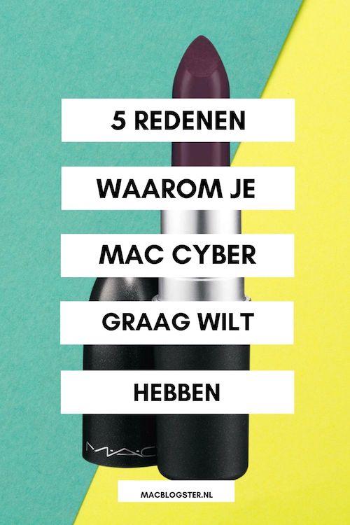 5 Reden waar je MAC Cyber wilt hebben