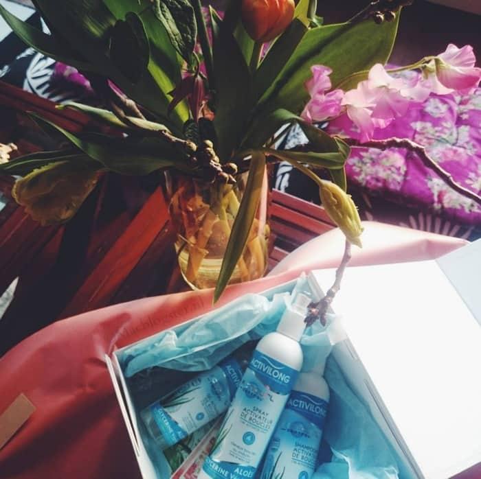Top producten uit Parijs: Activilong Acticurl Organic Aloe & Plant Glycerine