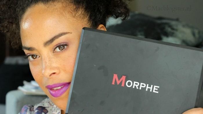 Morphe Brushes 35P: veelzijdig palette met een MAAR
