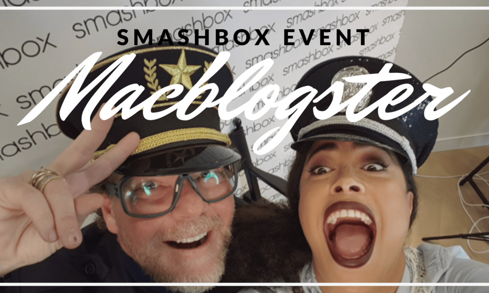 Smashbox Event: nieuwe Be Legendary lipsticks & photo finish primer