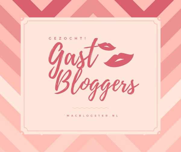 Macblogster.nl zoekt gastbloggers!