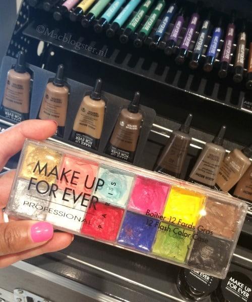 De 1e Make Up Forever Store in Nederland