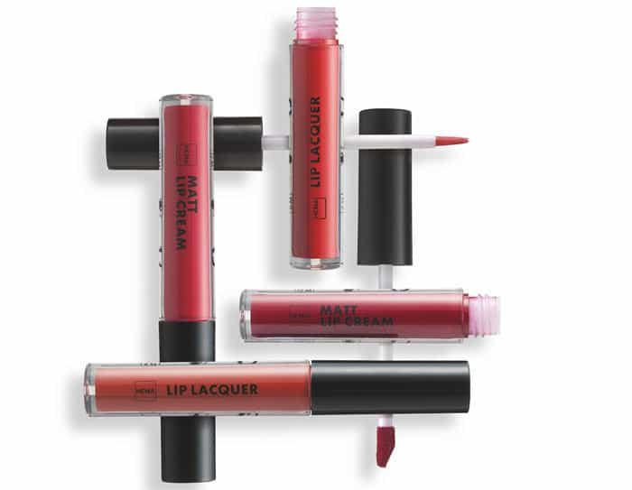Make-up Newsflash: 12 Nieuwe Hema Liquid Lipsticks