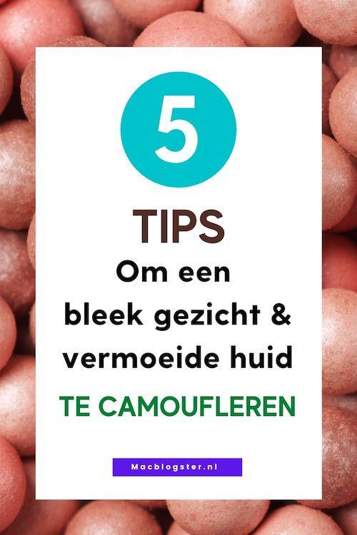 Bleek gezicht? Zie 5 tips om je bleke winterse kleur te camoufleren