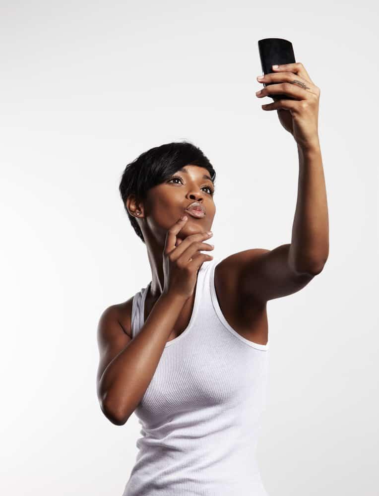 Perfecte selfies maken met een smartphone