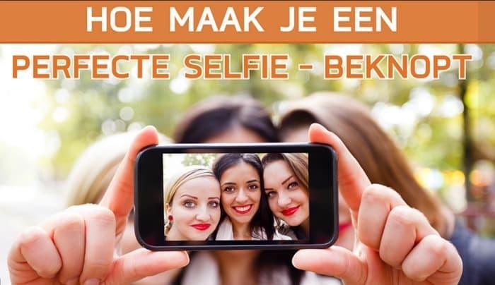 Met deze tips maak je de perfecte Selfie met je Smartphone
