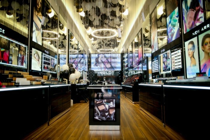 Opening INGLOT Brand Store Amsterdam