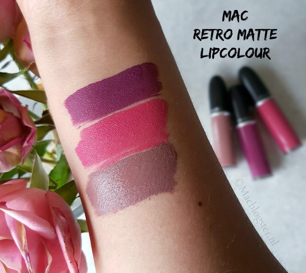 MAC liquid lipstick So Me & To Matte with Love