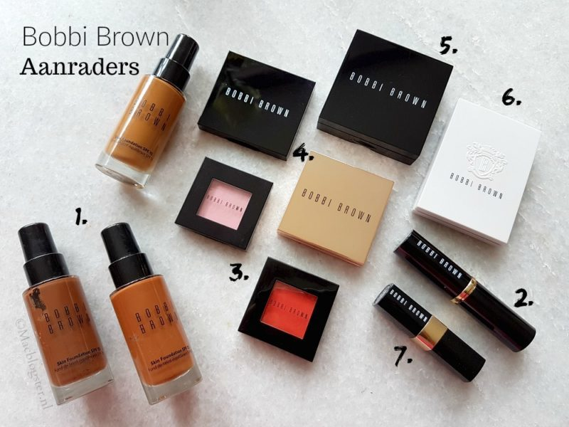 Bobbi Brown make-up: mijn aanraders (nu met 21% korting!)