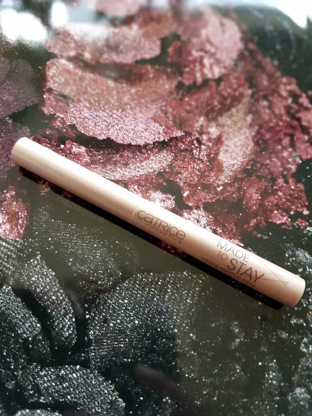 Catrice Highlighter Pen: budget highlighter aanbrengen