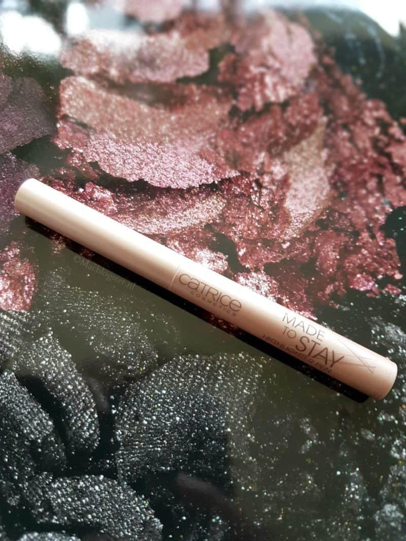 Catrice Highlighter Pen: budget highlighter aanbrengen